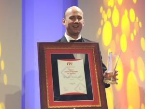 Wouter SA top financial planner of the year
