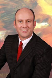 Wouter Fourie CPF® Financial Planner of the year 2015/16