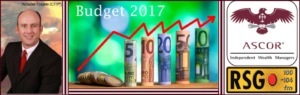 National budget 2017 Wouter Fourie CFP®on RSG geldsake
