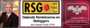 Dalende rentekoerse en beleggers RSG 270317