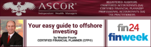 Your easy guide to offshore investing Wouter Fourie Fin24