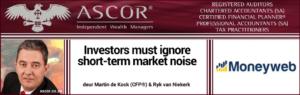 Martin investors ignore short term market moneyweb 100918