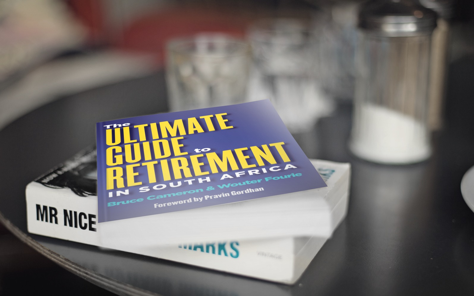 The ultimate guide to retirement now on shelves