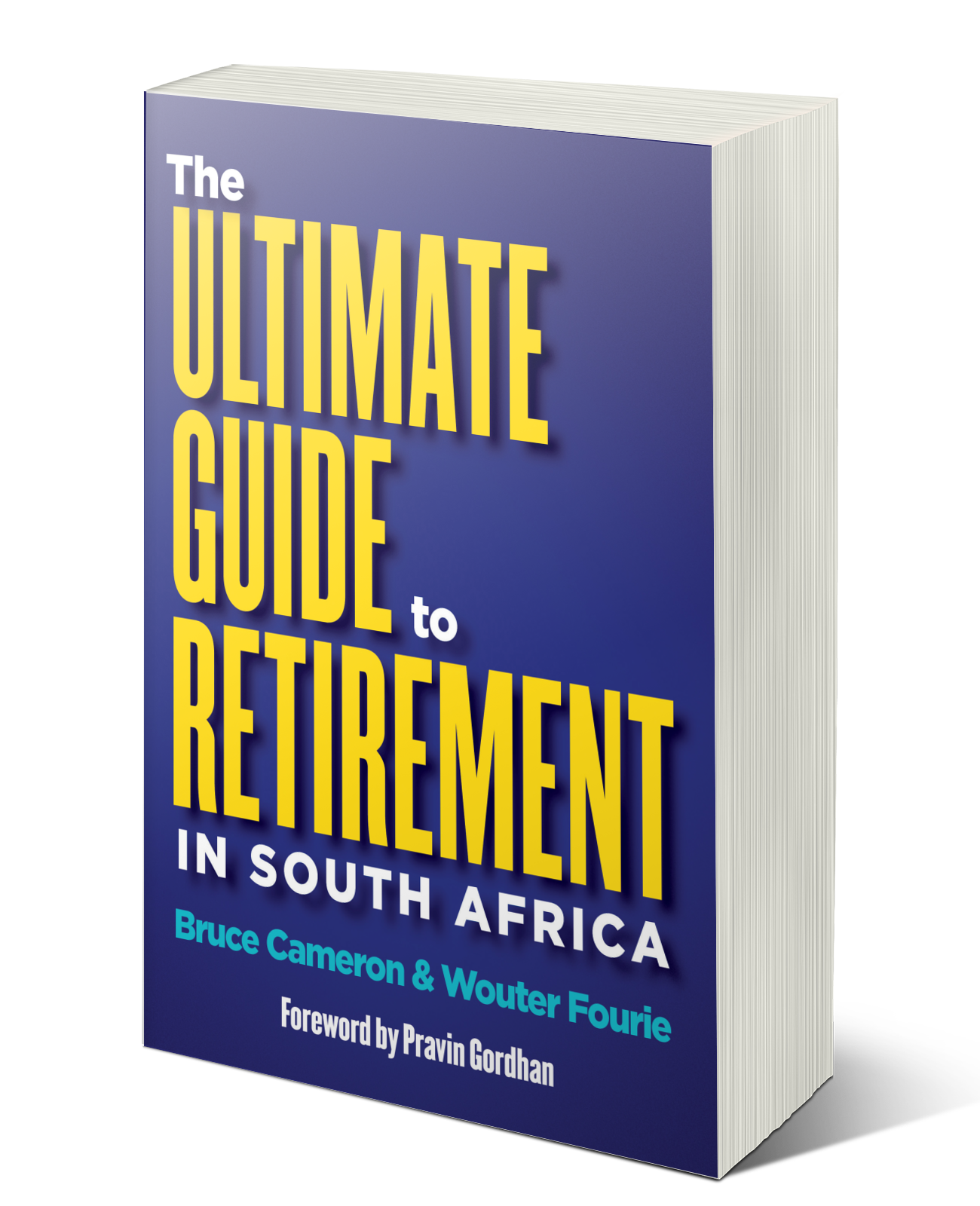the ultimate guide to retirement in SA logo