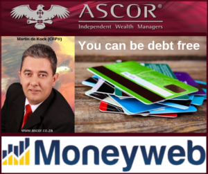 Martin You can be dept free moneyweb 12022019