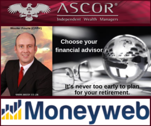 Wouter RSG on Moneyweb Radio - Choose your financial advisor 042019