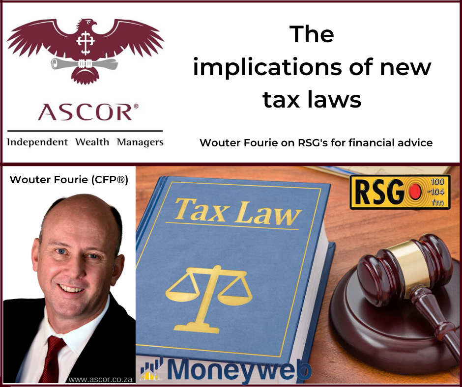 Wouter Fourie moneyweb rsg 24 Jan2020