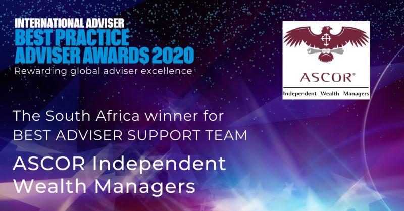 internation advisor best support team 2020