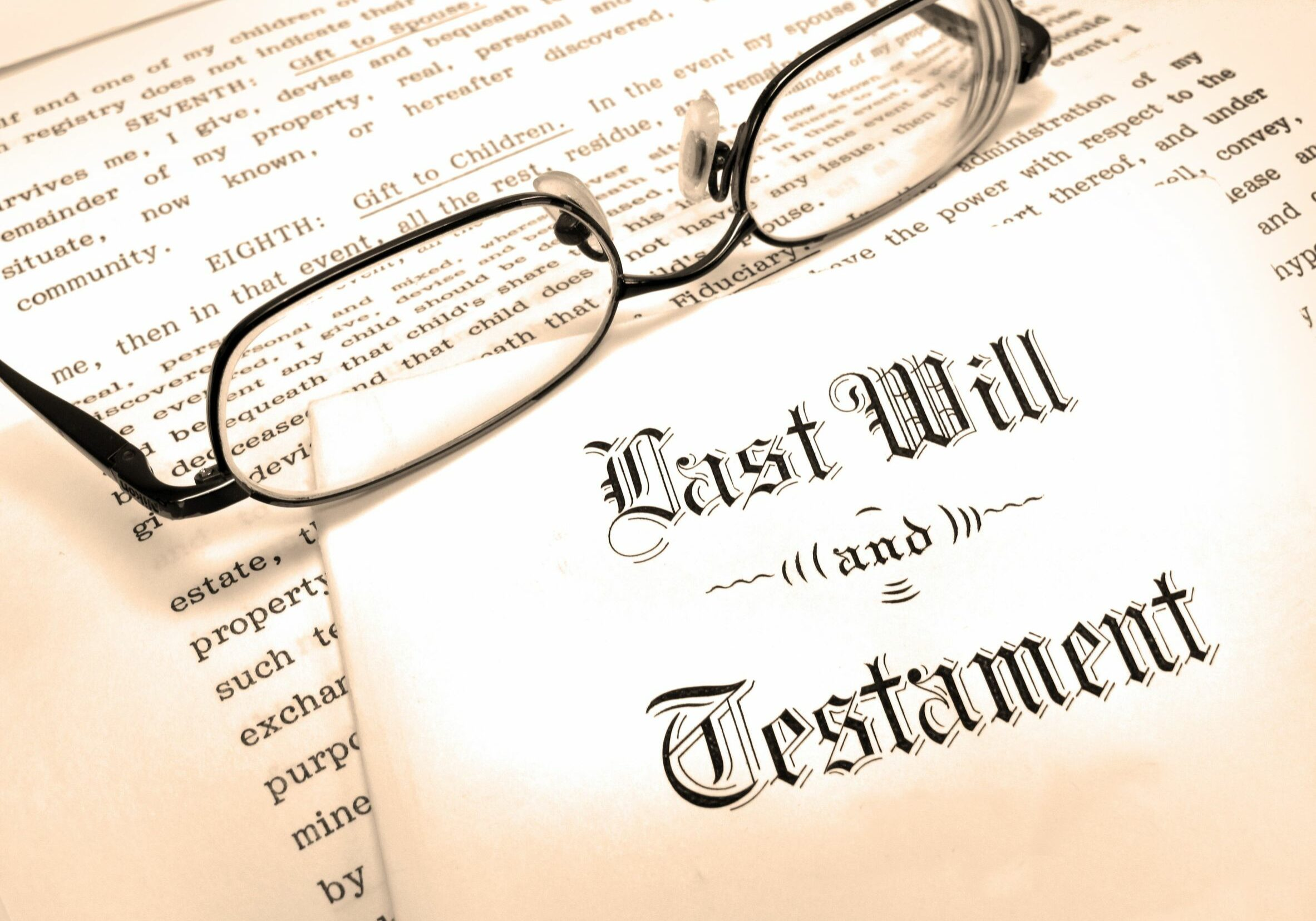 Ascor® Independent Wealth Managers Estate Planning on Services page